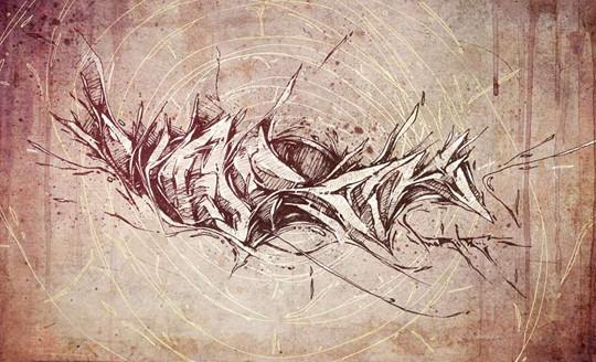 Интервью с граффити райтерами: Morik1. Изображение № 16.