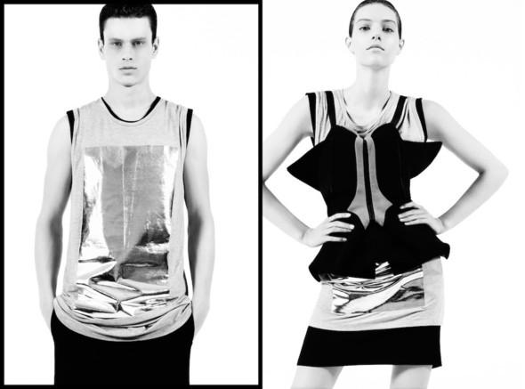 Мужские лукбуки: Rad Hourani, Versace и другие. Изображение № 8.