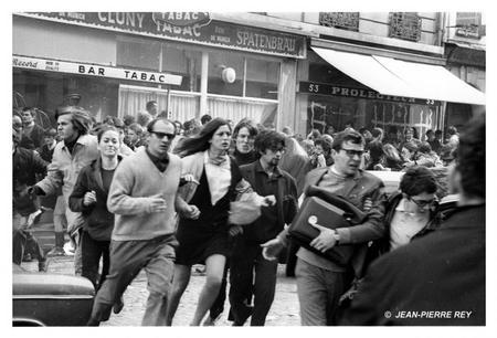 Jean-Pierre Reyвзгляд намай '68. Изображение № 9.
