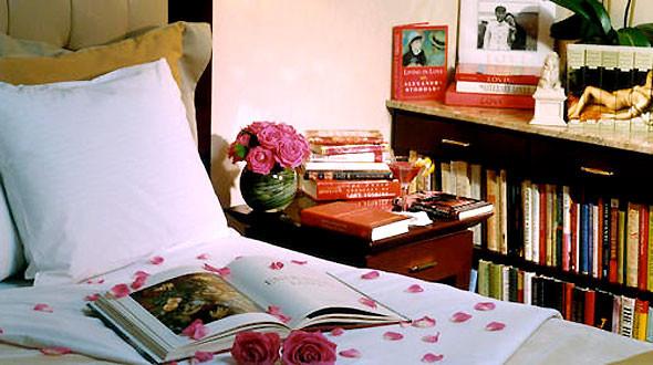 Library Hotel - необычный отель в Нью-Йорке. Изображение №3.