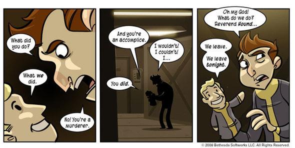 Fallout Comics. Изображение № 2.