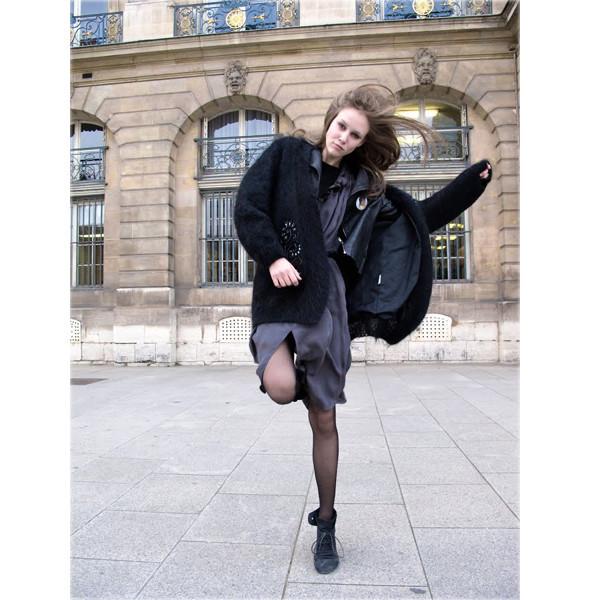 Луки с Недели моды в Париже. Изображение № 63.