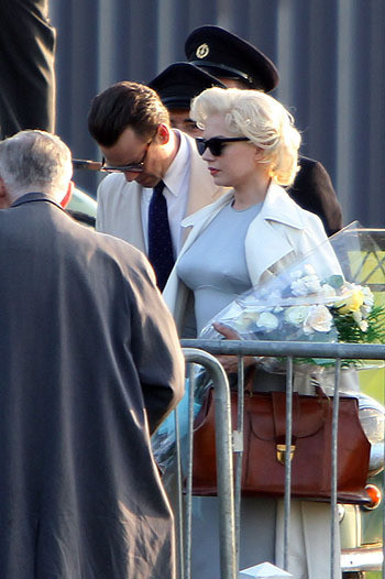 Изображение 3. Marilyn tribute.. Изображение № 3.