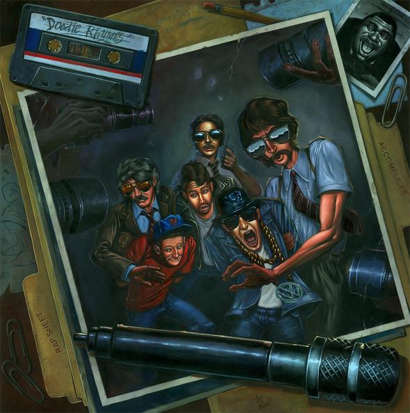 Beastie Boys правила жизни, esquire #43. Изображение № 3.