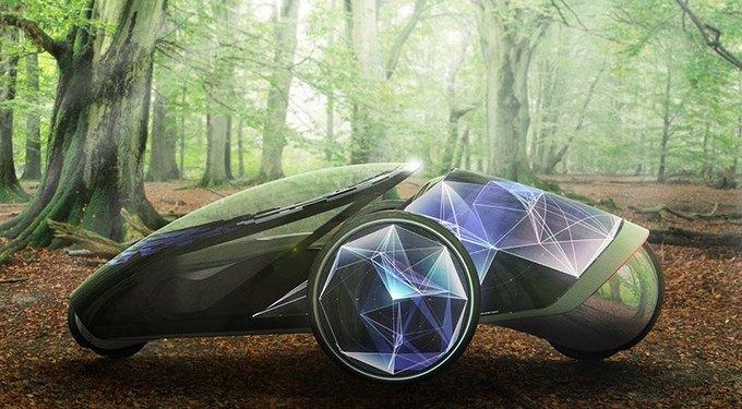 Toyota представила концепт-кар, «читающий» настроение водителя. Изображение № 8.