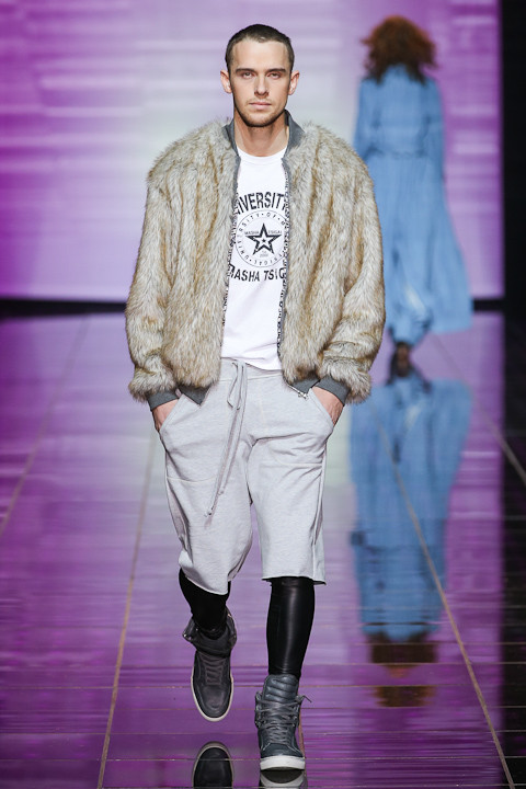 Masha Tsigal Autumn/Winter 12-13 Volvo Fashion Week. Изображение № 21.