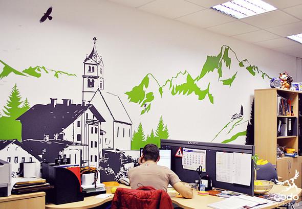 Оформление офиса компании Fischer. Изображение № 26.