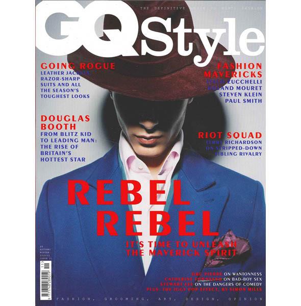 5 обложек мужских журналов: GQ Style, Numero Homme и Vogue Men's. Изображение № 1.
