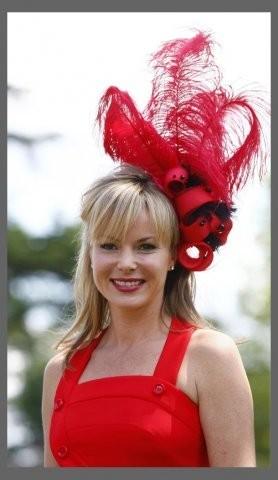 Самые необычные иизысканных шляпки Royal Ascot. Изображение № 4.
