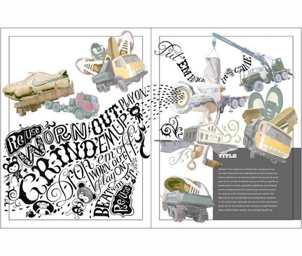 Личный опыт: 5 российских иллюстраторов, которые работают для зарубежных проектов. Изображение № 70.