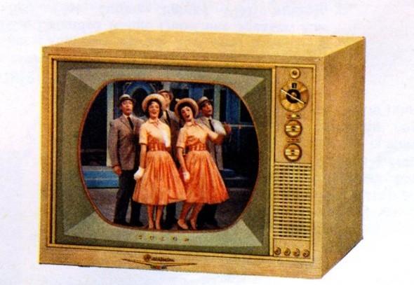 Телевизоры 1960х годов. Изображение № 40.