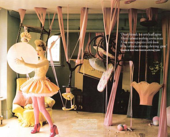 Съемки в стиле фильмов Тима Бертона. Изображение №46.