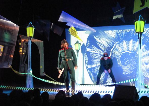 Полина Бахтина: Как я стала театральным художником. Изображение № 24.