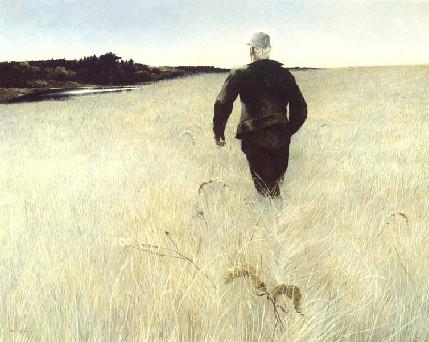 Andrew Wyeth- живопись длясозерцания иразмышления. Изображение № 35.