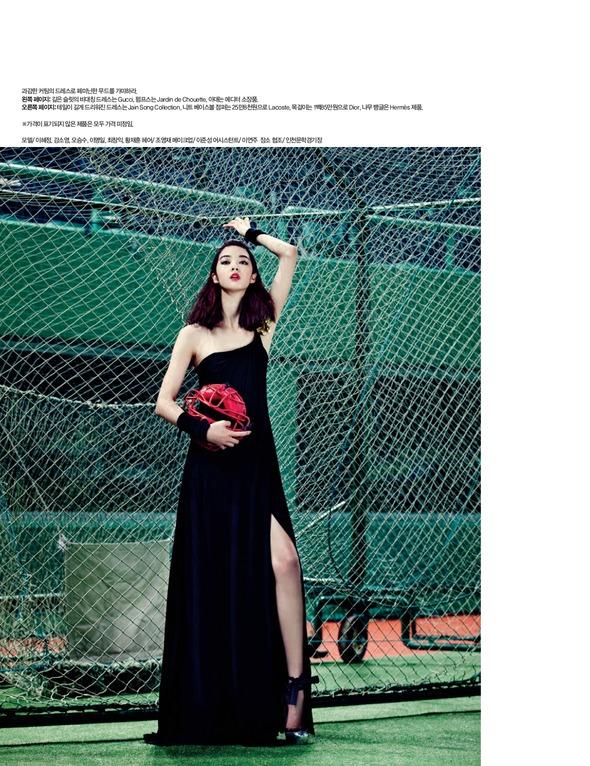 Быстрее, выше, сильнее: Модные съемки, вдохновленные спортом. Изображение №96.