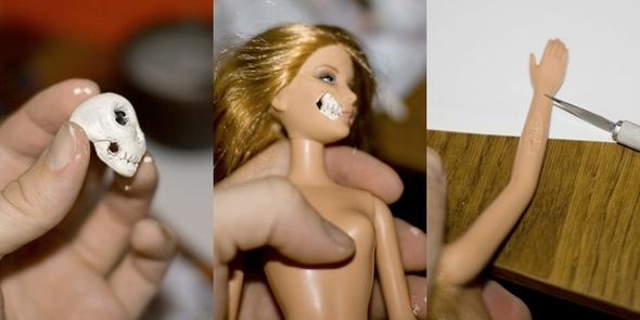 Undead Barbie. Изображение № 5.