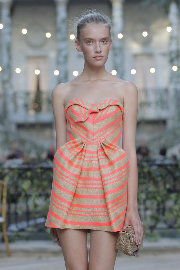 Madrid Fashion Week SS 2013: DELPOZO . Изображение № 17.