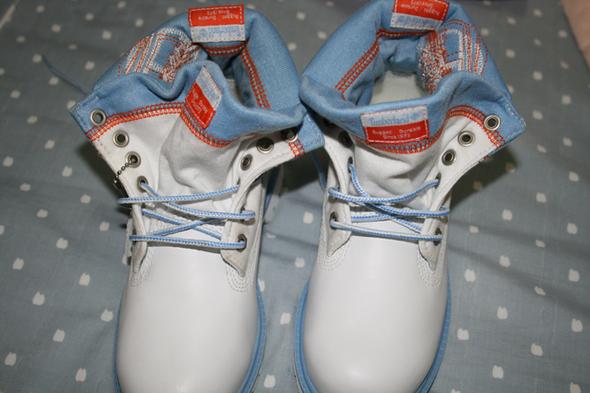 Легендарные ботинки Timberland. Изображение № 8.