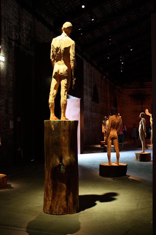 Международная выставка современного исскуства вВенеции. Изображение № 39.