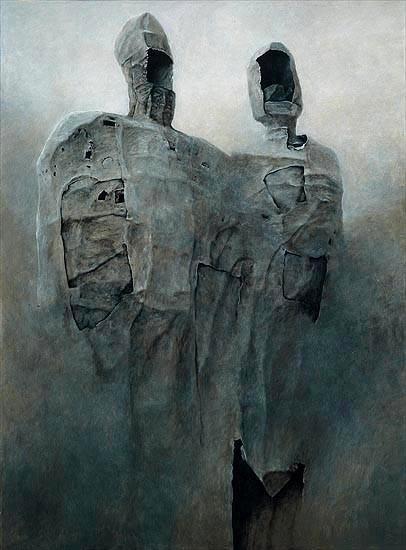 Архив работ Ждислава Бексински. Изображение № 11.