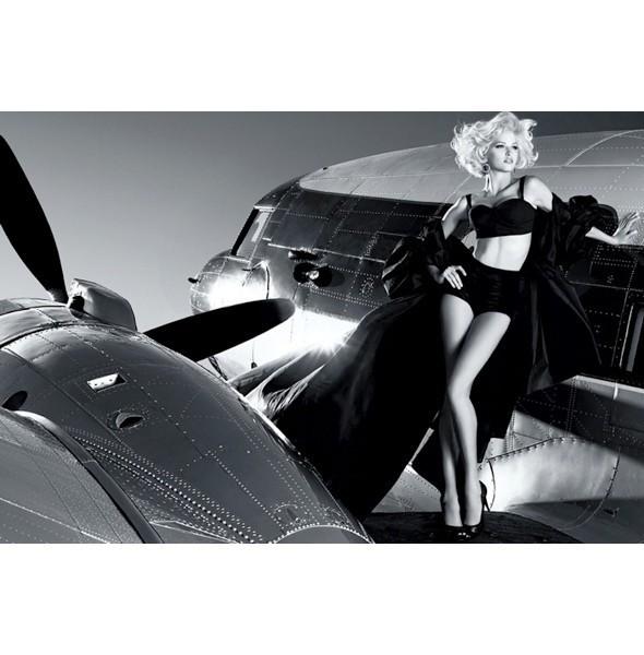 Изображение 72. Рекламные кампании: Chanel, Donna Karan, Stella McCartney и другие.. Изображение № 71.