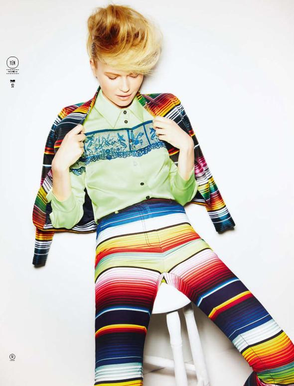 Съёмка: Сет Zoot из журнала Yen. Изображение № 5.
