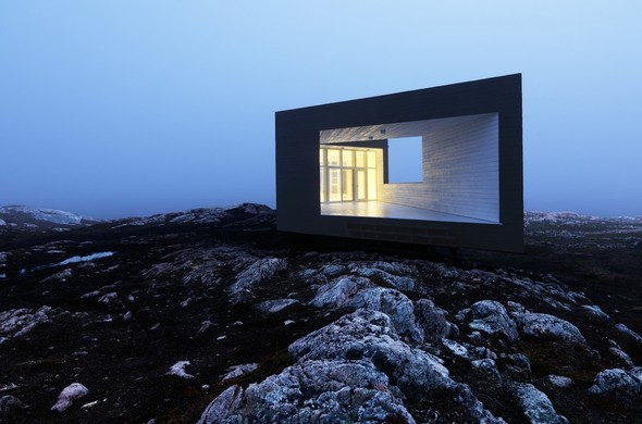 Long Studio, Fogo Island by Saunders Architecture на thisispaper.com. Изображение № 10.