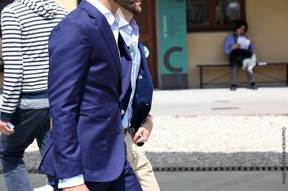 Как одеваются итальянцы? (продолжение). Изображение № 8.