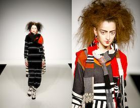 London Fashion Week. Hairlooks. Part 2. Изображение № 14.