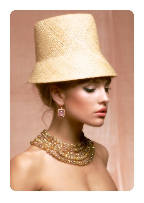 Лукбук: Ulyana Sergeenko Jewelry. Изображение №13.