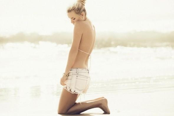 Александра Спенсер для новой коллекции Car Mar весна 2012. Изображение № 6.