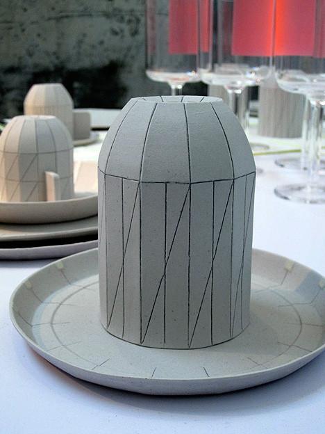Посуда в стилях. Изображение № 2.