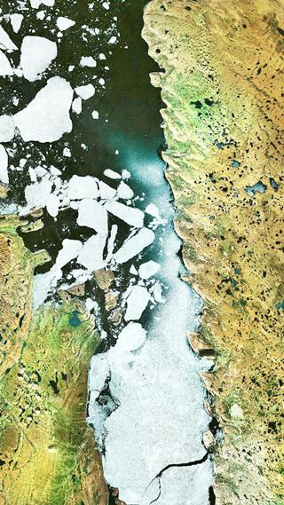 Сайт дня: обои для айфонов из спутниковых карт. Изображение № 21.