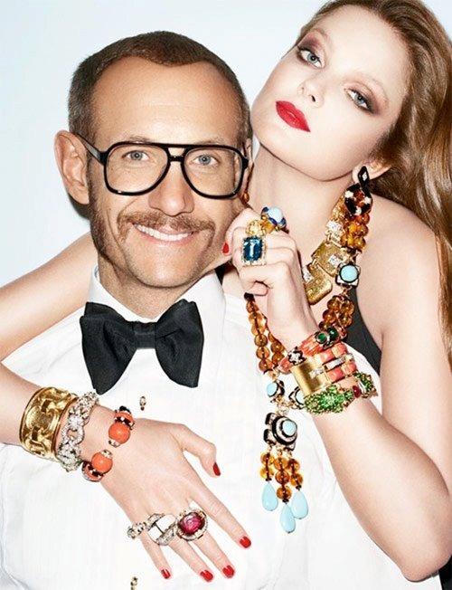 Новые кампании: Donna Karan, H&M, Mauro Grifoni, Stella McCartney, Sonya Rykiel. Изображение № 16.