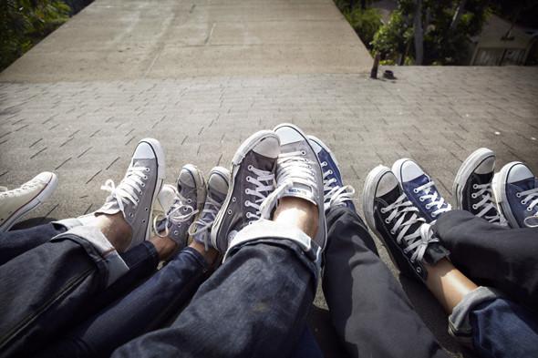 Новости ЦУМа: Легендарные Converse на четвертом этаже. Изображение № 3.