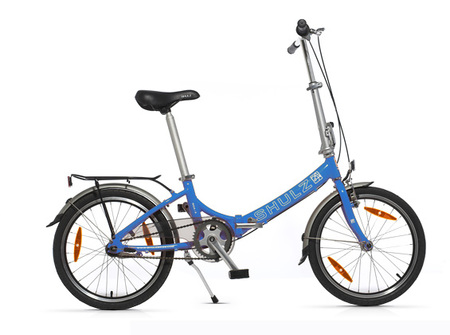 Складные велосипеды Shulz. Изображение № 1.
