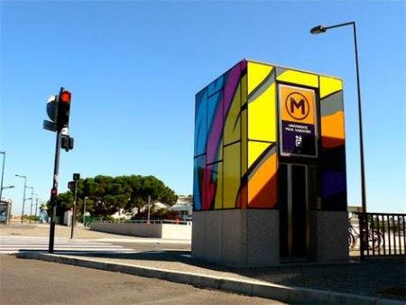 Разноцветное метро. Изображение № 6.