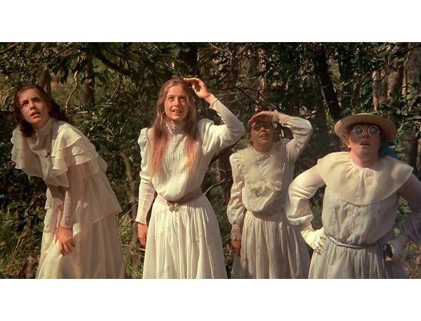 """Кадр из фильма """"Пикник у висячей скалы"""", 1975. Изображение № 16."""