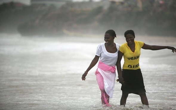 Изображение 15. Рыночные девушки из Ганы.. Изображение № 15.