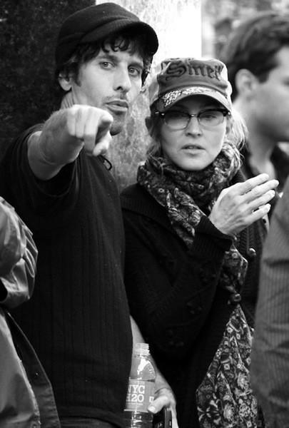 Мадонна снимает фильм по-королевски. Изображение № 1.