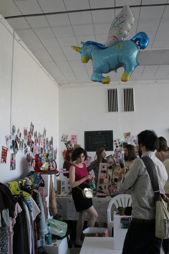Впечатления moyaodezda: культурная барахолка Open Шкаф.. Изображение № 12.