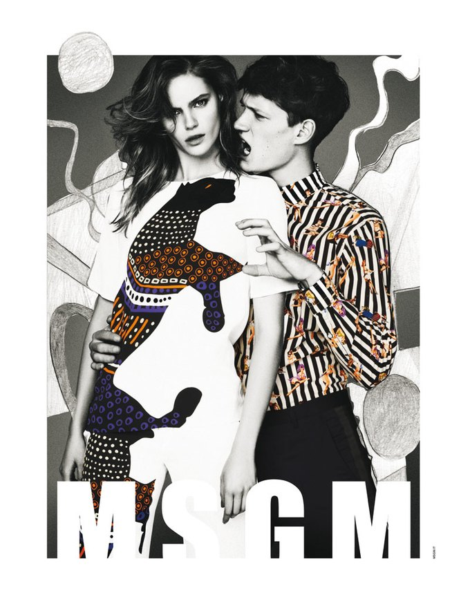 Balenciaga, Jill Stuart и Loewe показали новые кампании. Изображение № 24.