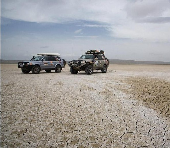 Западный Казахстан. Полуостров Мангышлак. Изображение № 22.