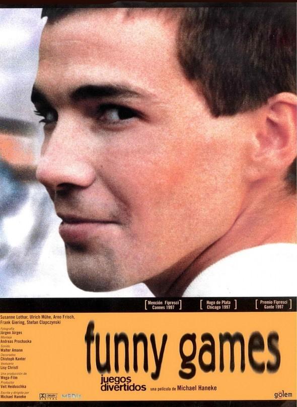 «Funny games» «Забавные игры», 1997. Изображение № 1.