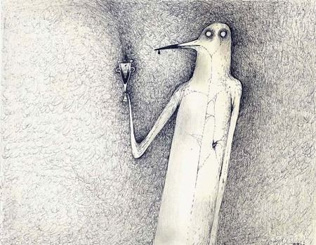 Фантасмагория Tineidae. Изображение № 31.