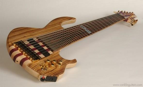 Необычные бас гитары. Изображение № 6.