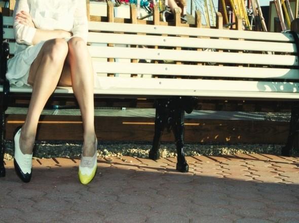 Лукбук: Bass Loves Rachel Antonoff Spring 2012. Изображение № 8.