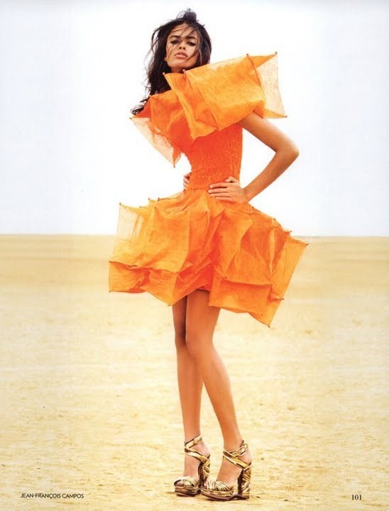Индийские модели. Изображение № 9.