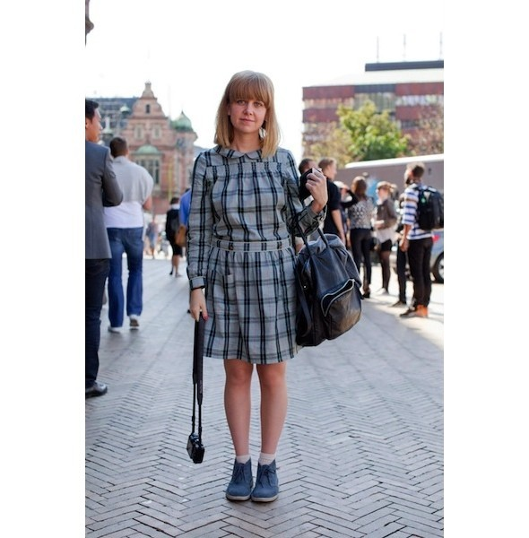 Луки с недель моды в Копенгагене и Стокгольме. Изображение № 27.