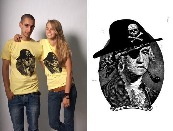 Дизайнерские футболки отT-store. Изображение № 22.